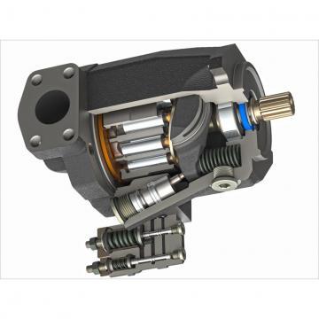 Rexroth Pompa Idraulica, 1PV2V5-30/16RE01MC 70A1/40Y, 1,8 Kw Asea Motore, Usato