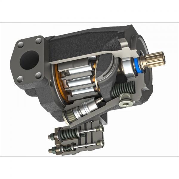 Rexroth Pompa Idraulica, 1PV2V5-30/16RE01MC 70A1/40Y, 1,8 Kw Asea Motore, Usato #1 image