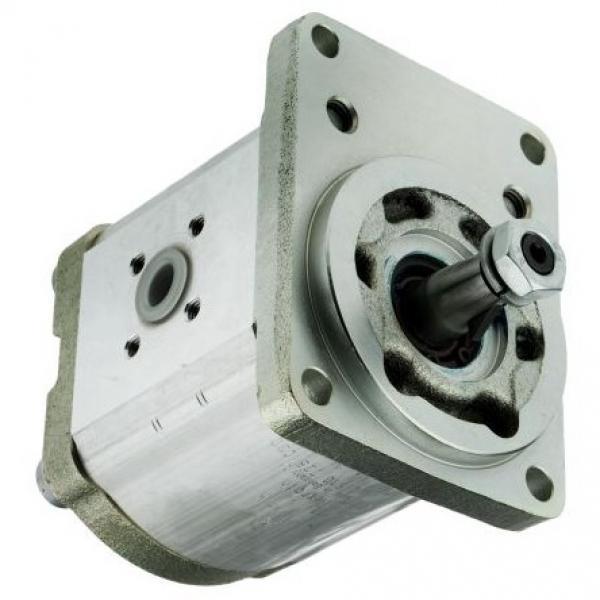 Rexroth Hydronorma Olio Idraulico Motore Della Pompa 1PV2V3-42/25RA01MC63 #2 image