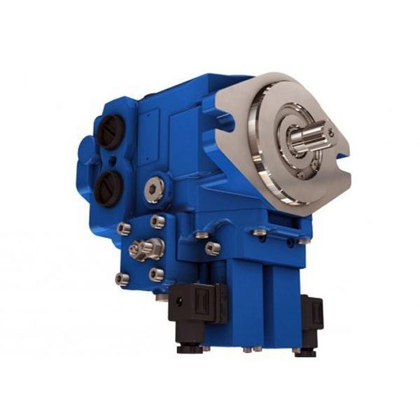 Kompass cilindrata Variabile Pompa A Pistone Idraulica 16CC MANUALE 30-215 BAR #1 image
