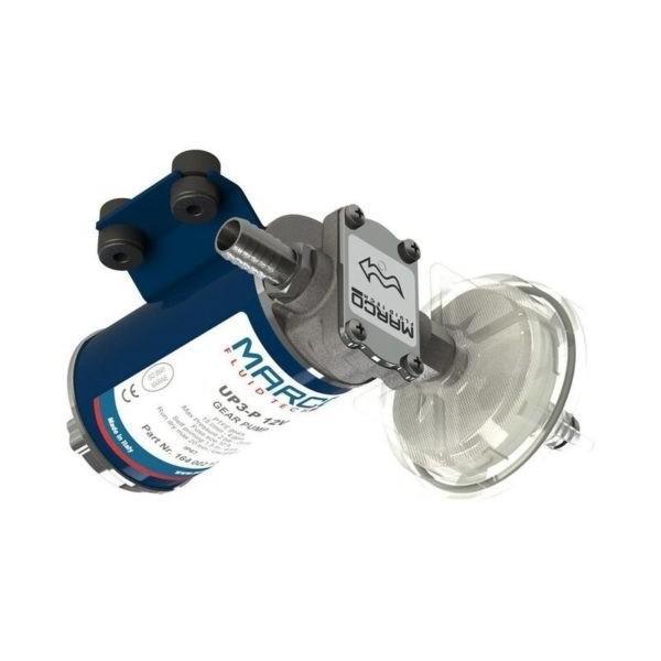 Bosch Pompa Idraulica ad Ingranaggi Sollevatore Interrato Noce Unilift 3200 #1 image