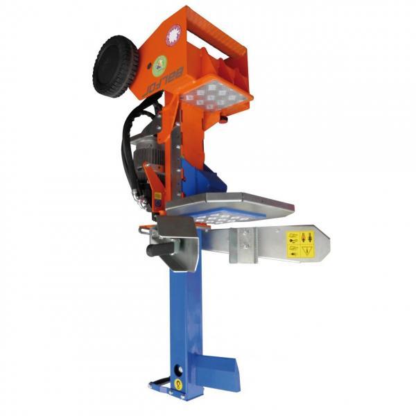 TITAN PRO POMPA IDRAULICA   10 TON Benzina Log Splitter Splitter legno   #1 image