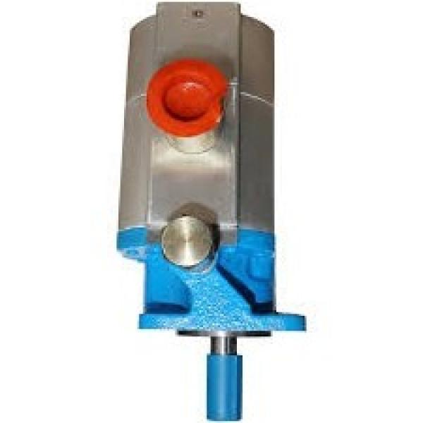 ⭐ pompa idraulica Log Splitter HONDA BRIGGS Robin Motore a gas staffa di montaggio #2 image