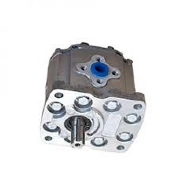 POMPA OLEODINAMICA IDRAULICA GRUPPO 2 30 CC DX- FLANGE IN GHISA - GEAR PUMPS #3 image