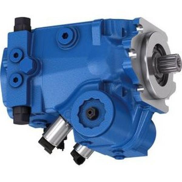 Rexroth Hydronorma Olio Idraulico Motore Della Pompa 1PV2V3-42/25RA01MC63 #1 image