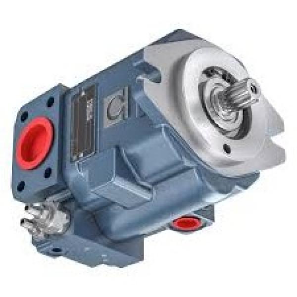 Rexroth Hydronorma Olio Idraulico Motore Della Pompa 1PV2V3-42/25RA01MC63 #3 image