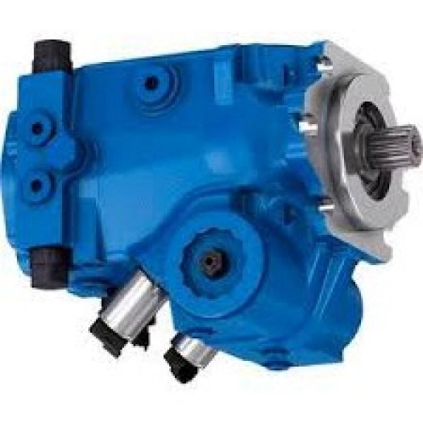 Rexroth Idraulico Pala Pompa , PV7-20/20-20RA01MA0-10, W/2.2 Kw 220 / 480V, Used #1 image