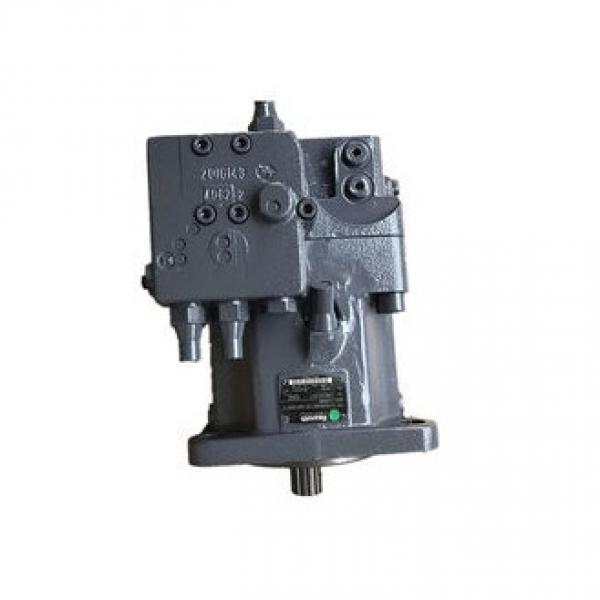 Rexroth Idraulico Pala Pompa , PV7-20/20-20RA01MA0-10, W/2.2 Kw 220 / 480V, Used #2 image