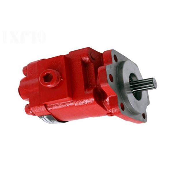 3210S unità di potenza idraulica, Pompa idraulica, semplice effetto 12V, 10Qt, Rimorchio ribaltabile #1 image