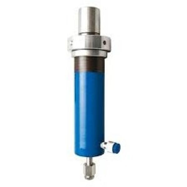 Doppia Pompa Pistone Idraulico Manuale Per Pistoni 8 Tonnellate #1 image